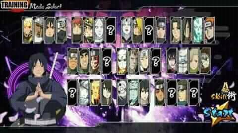 Download Naruto Boruto Senki Storm 4 Narsen Mod Full Character Apk Android Terbaru