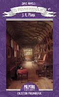 """Portada del libro """"El prisma irregular"""", de J. R. Plana"""