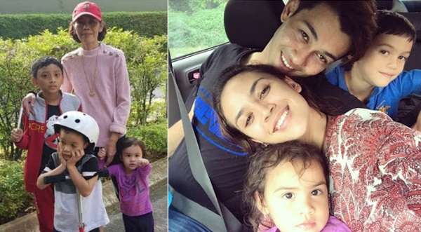 Diana Dan Farid Masih Tinggal Sebumbung, Ibu Diana Danielle Sahkan Hubungan Anak Dan Menantunya Baik-Baik Sahaja