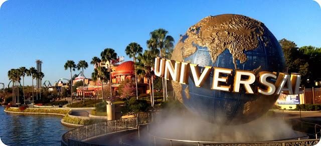 Parque Universal Studios Florida / Orlando / Estados Unidos  / EUA / USA