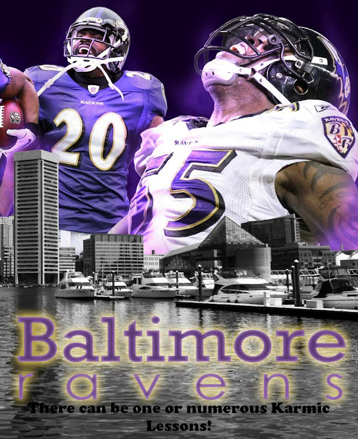 Baltimore Ravens Numerology Predictions