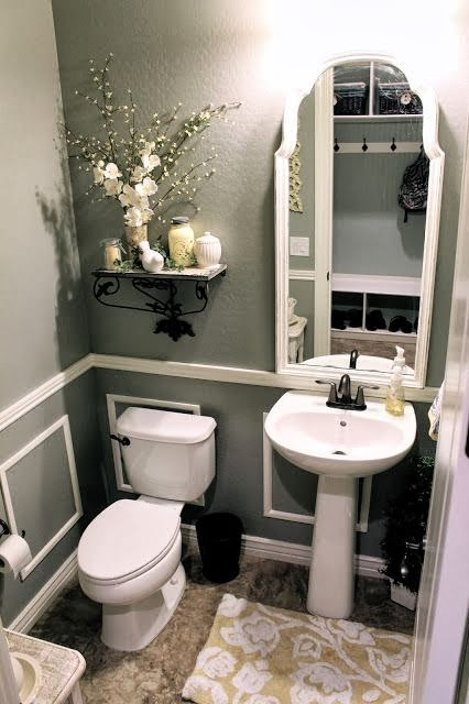 Dream Decorators Guest Bathroom