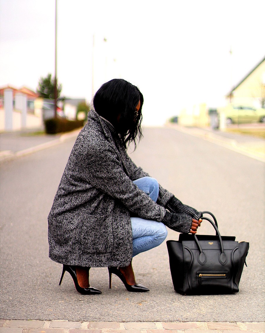 louboutin-pigalle-boyfriend-coat-celine-mini-luggage