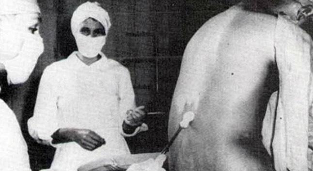 5 Eksperimen Kejam Yang Pernah Dilakukan Pada Manusia