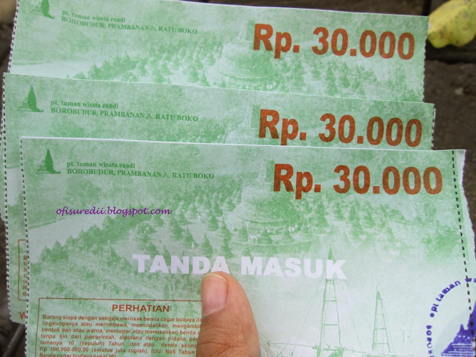Berkunjung Ke Candi Borobudur Ofisu Redii
