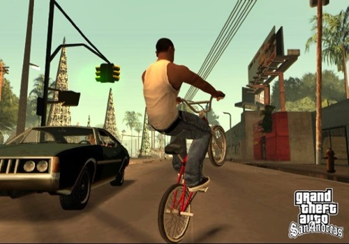 Download GTA San Andreas (PC)