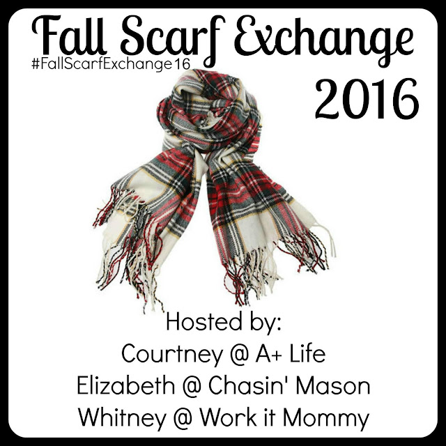 Fall Scarf Exchange 2016!