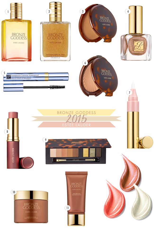 Estee Lauder Bronze Goddess 2015