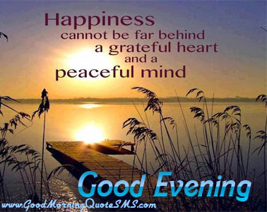 good evening wishes quotes messages