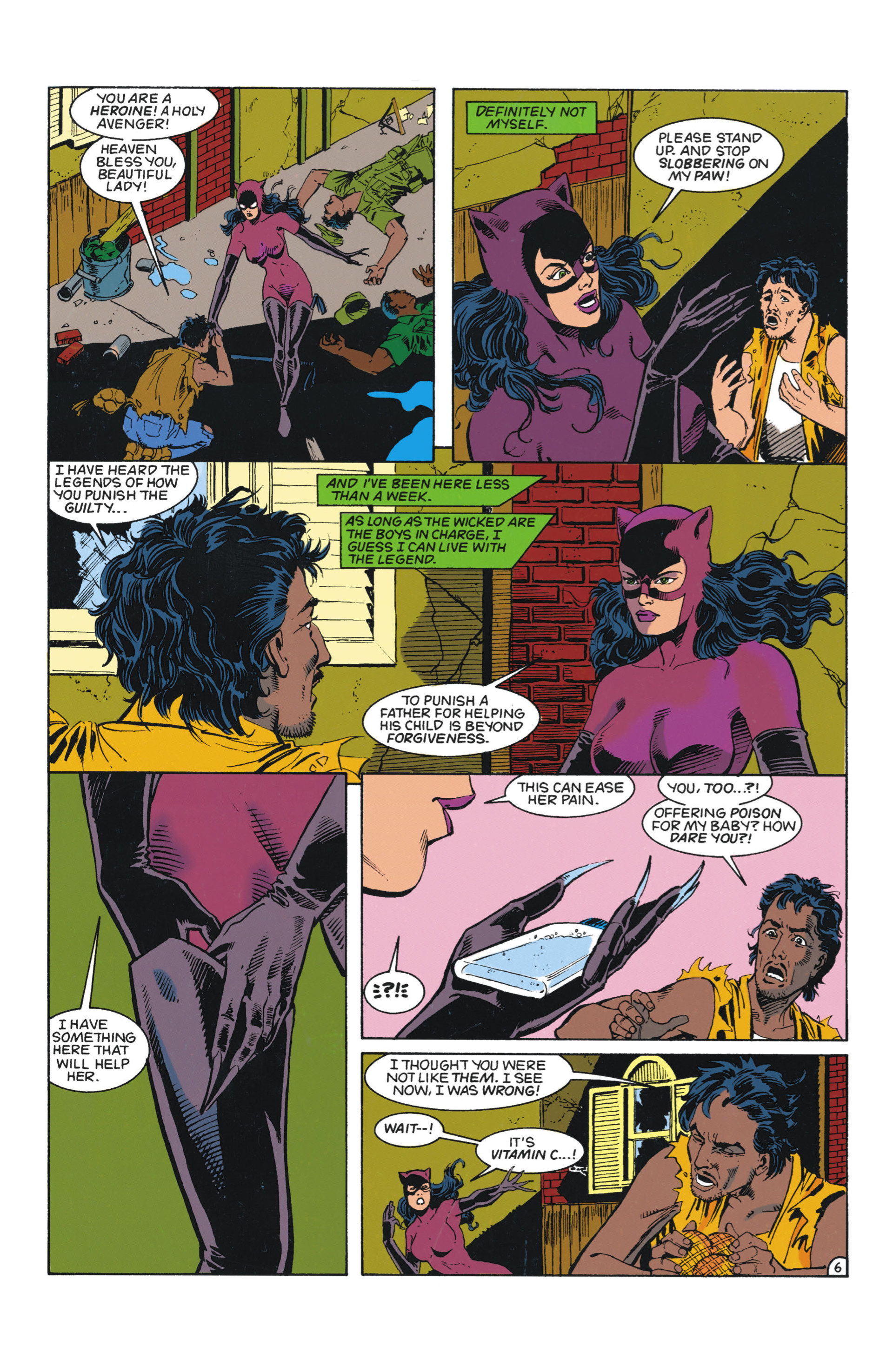 Catwoman (1993) Issue #3 #8 - English 7