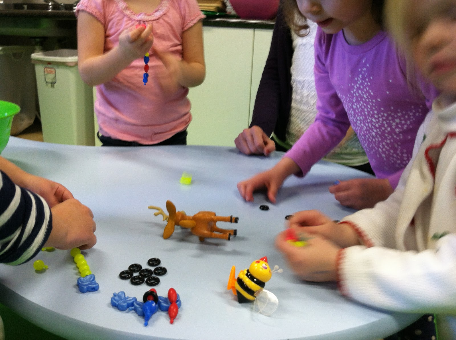 Developing Minds Through Occupational Therapy Preschool