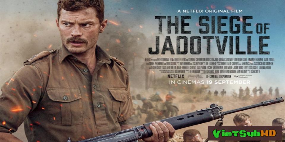 Phim Cuộc bao vây Jadotville VietSub HD | The Siege of Jadotville 2016
