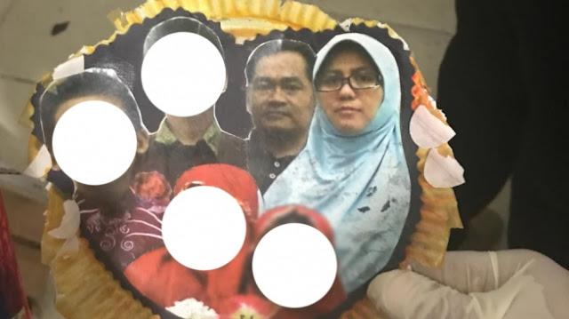 Ternyata Pernikahan Pelaku Bom Bunuh Diri di Surabaya Sempat Tak Setujui Pernikahaan Anaknya Karena Perilaku Suaminya yang Mencurigakan....