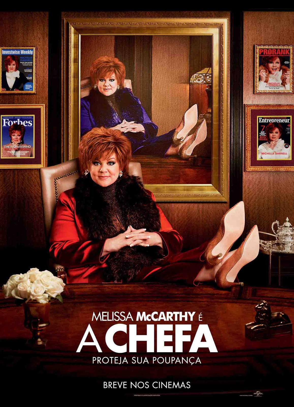 A Chefa Torrent – BluRay 720p e 1080p Dual Áudio (2016)