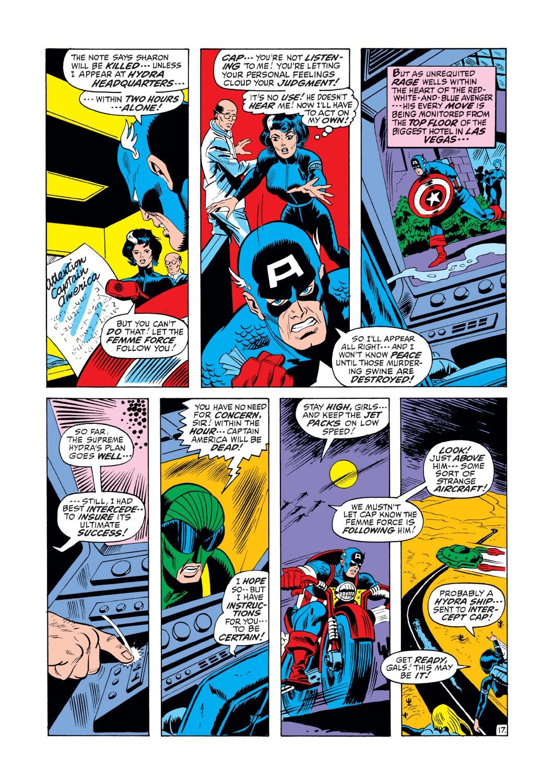 Captain America (1968) Issue #146 #60 - English 18