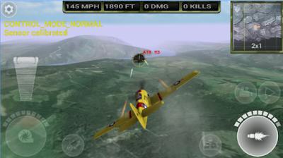 Game FighterWing 2 Flight Simulator mod money