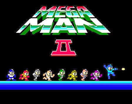 Mega Man II - Excel
