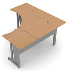 OFM Modular Corner Office Desk