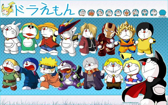 50 Wallpaper Gambar Kartun Doraemon Koleksi Gambar