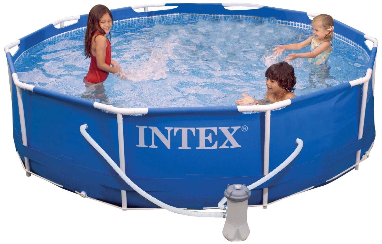 Best seller intex pools reviews intex pools for Pool rund 3 60