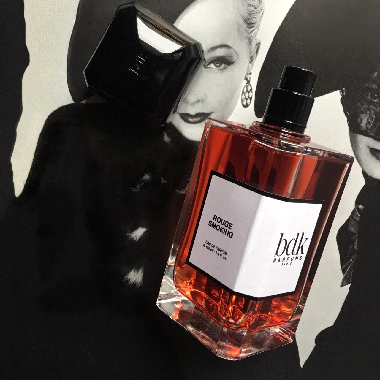 The Beauty Cove Il Profumo Rouge Smoking Di Bdk Parfums