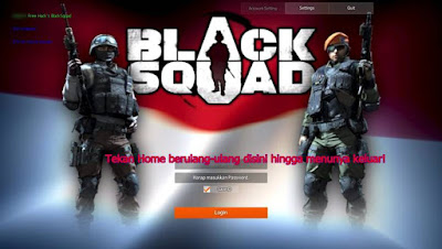 Black Squad INDO Cheat
