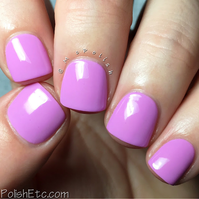 Patisserie de Pahlish Collection - McPolish - Petale de Rose