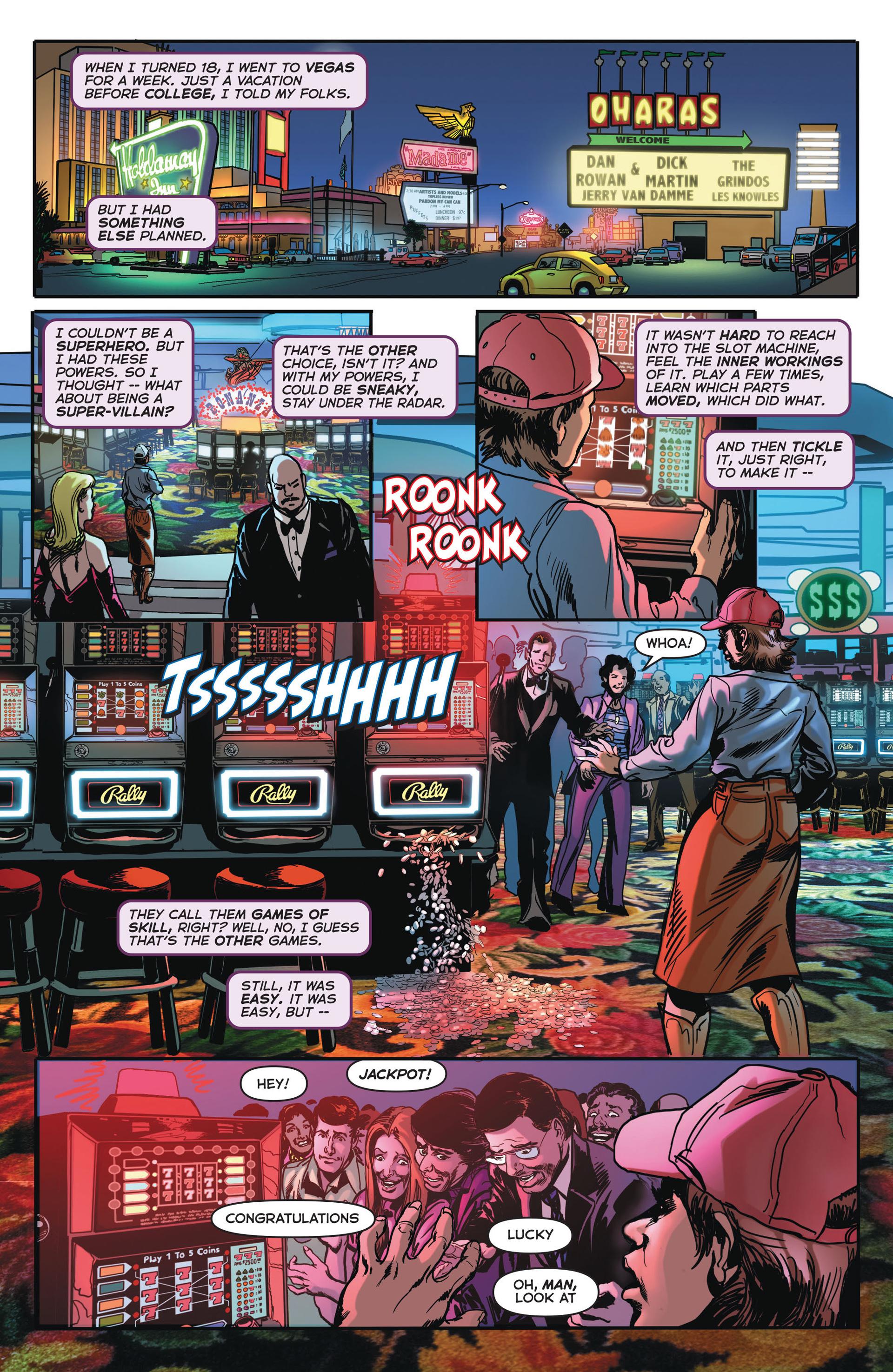 Read online Astro City comic -  Issue #4 - 9