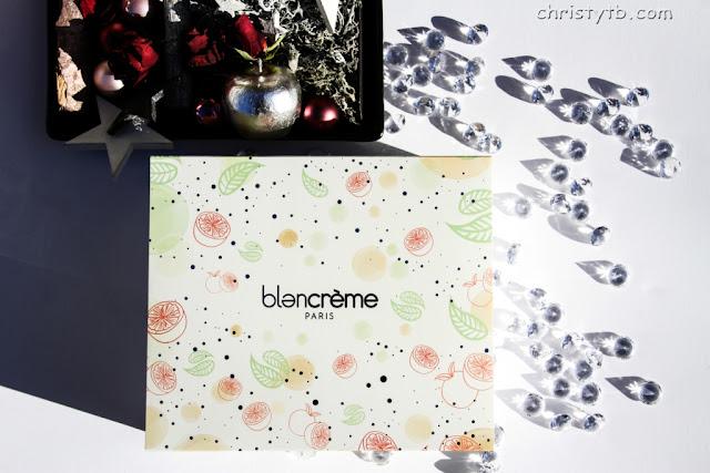Weihnachten mit Blancreme + Giveaway (Germany)