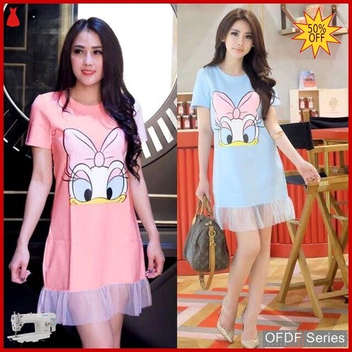 OFDF284 Dress Casual Dress Desy Cute Girly BMGShop