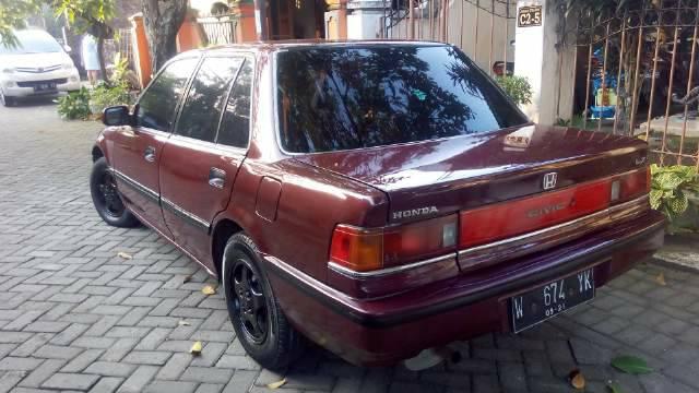 harga bekas Honda LX tahun 1989,