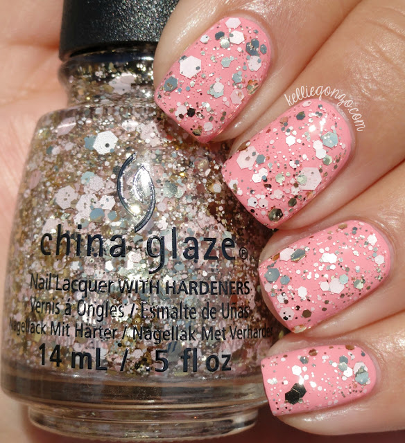 China Glaze Glitter Me This...