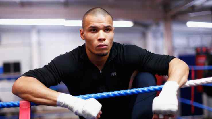 Chris Eubank Jr.