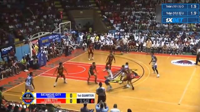 Livestream List: Batangas City vs Cebu City August 2, 2018 MPBL Anta Datu Cup