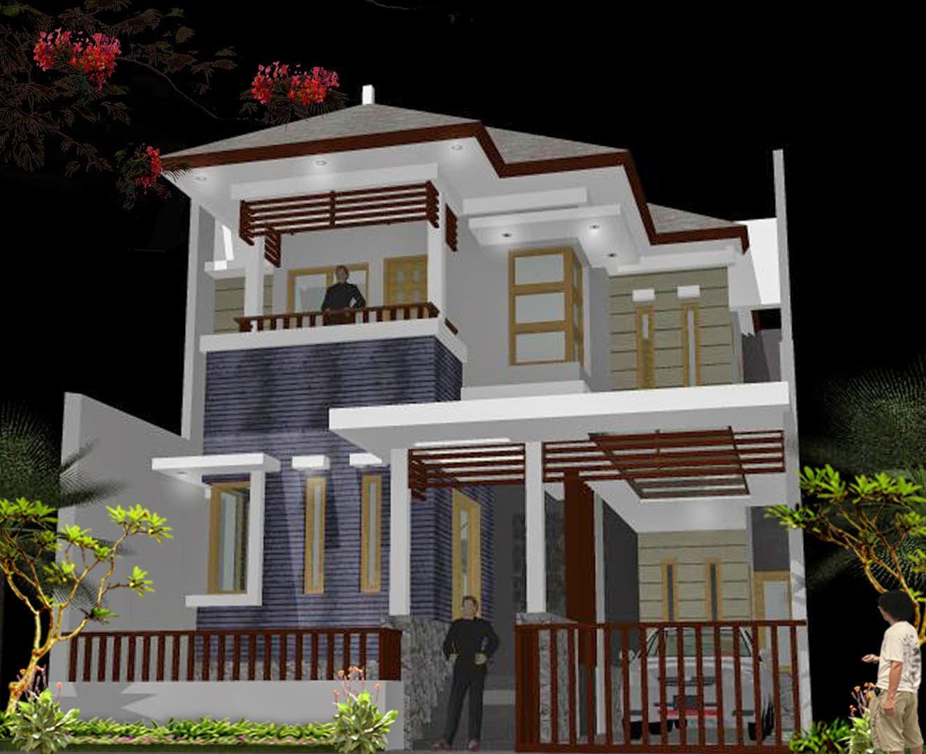 Desain Rumah Minimalis Terbaru Terpopuler Rumah Danielle