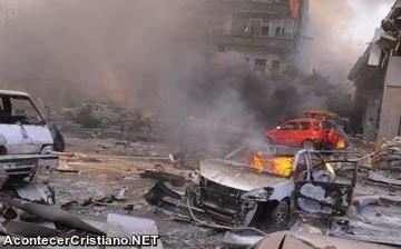 Atentados contra cristianos en Irak