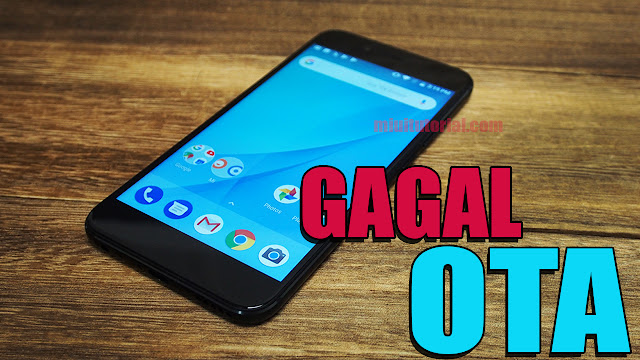 Lakukan Cara Ini Jika Xiaomi Mi A1, Mi A2Lite Kamu Gagal Update OTA