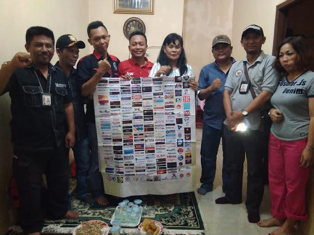 Pengurus IWO Bogor.