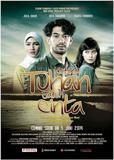 Download Film Ketika Tuhan Jatuh Cinta (2014)