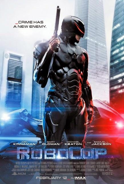 """""""RoboCop (2014)"""" movie review by Glen Tripollo"""