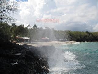 Tempat Wisata Pantai Bias Tugel Karangasem Bali