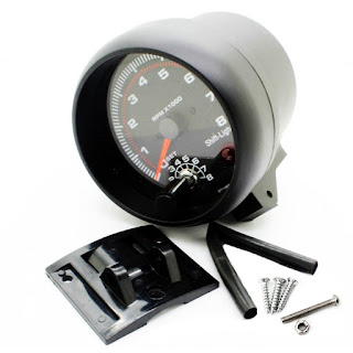 Tachometer for Lawn Mower Engines