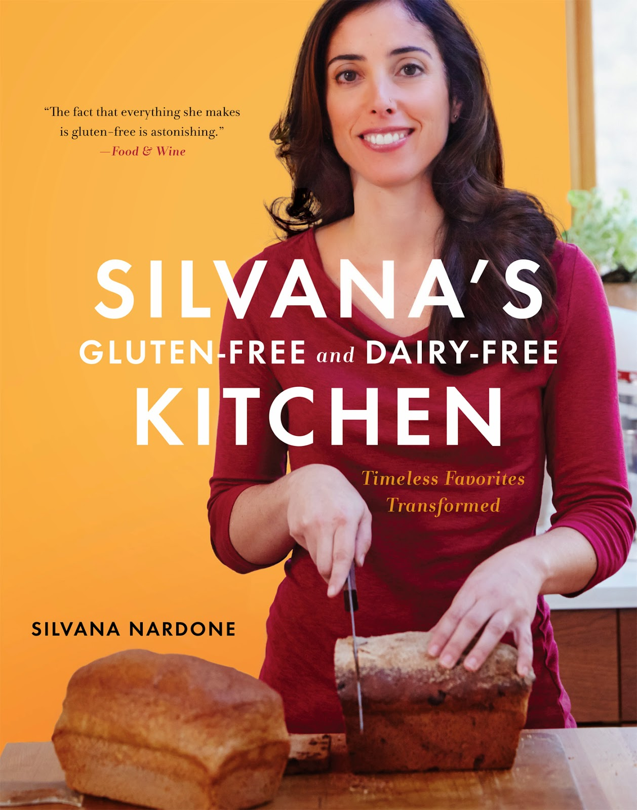 Book Review: Silvana's Gluten-Free As Well As Dairy-Free Kitchen