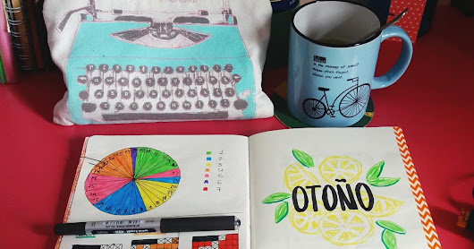 Bullet Journal otoñal: ideas