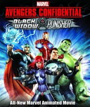 Download Avengers Confidential Black Widow & Punisher (2014) Film Terbaru