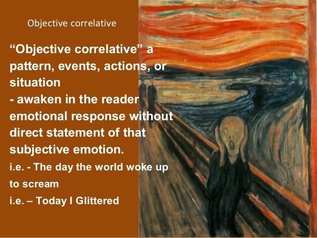 T.s. eliot objective correlative essay, Research paper Help