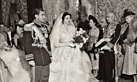Mohammed Reza Pahlavi Fell In Love Immediately With A Picture Of The Young Half Persian German Soraya He Asked For Her Hand Marriage After Just