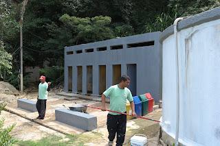 UFCG prepara área para apresentação da Paixão de Cristo em Cuité