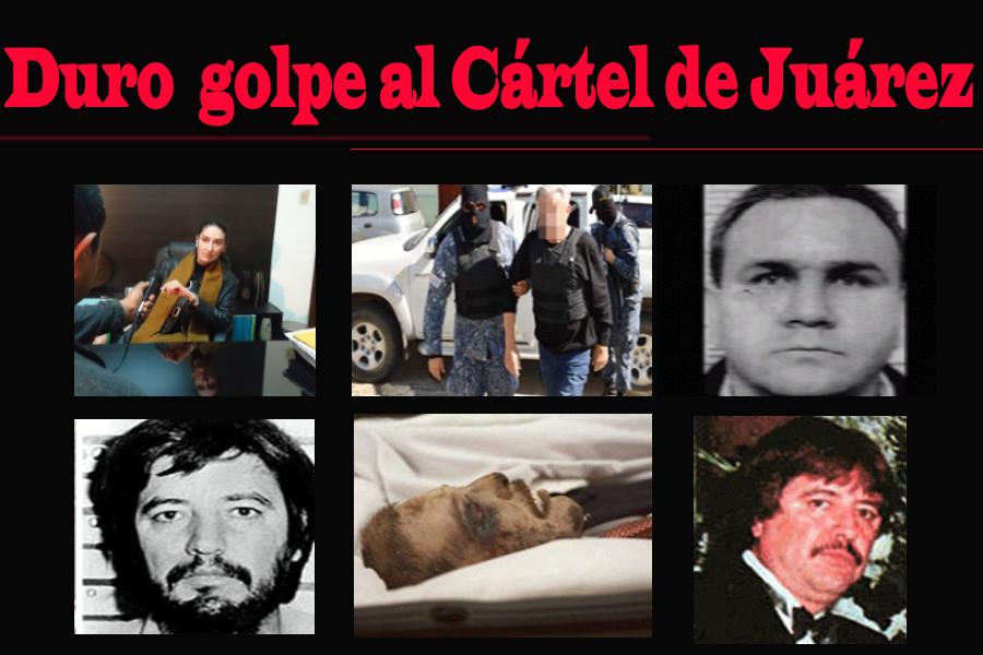 Duro Golpe al Cártel de Juárez