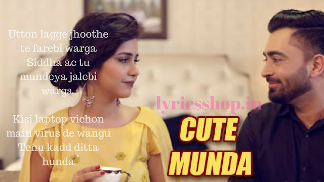 cute munda guitar chords sharry maan with tabs